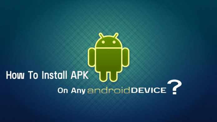 How to Install APK ?