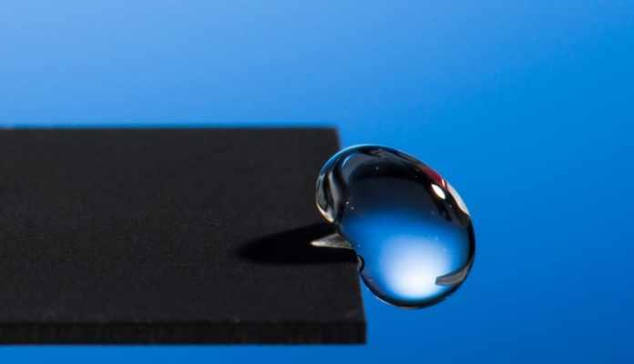 Water Slippring Material