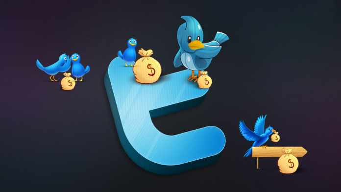 Money Transfer using Twitter Account