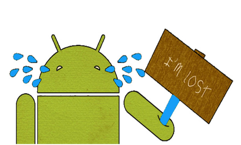 Find locate Android Smartphone