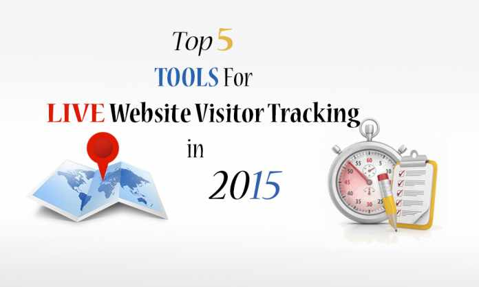 Top 5 Tools for Live tracking website in 2015