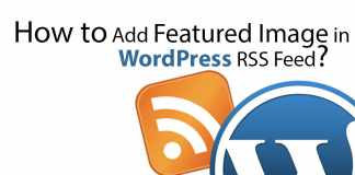 How to Add Featured Image in WordPress RSS Feed