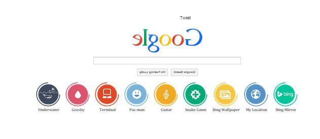 Reverse Google