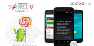 Karbonn starts rolling out Android 5.1