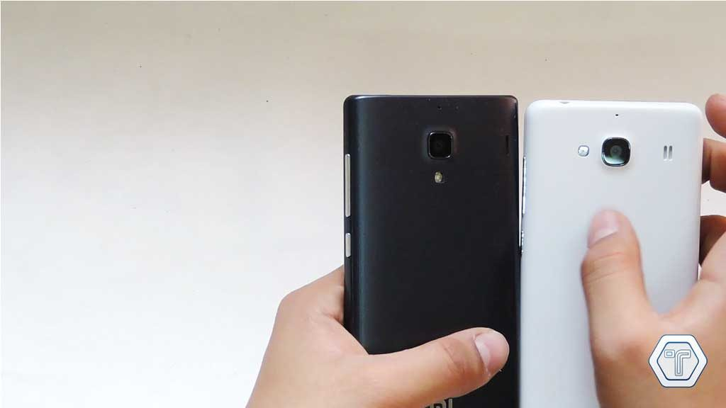 Xiaomi Redmi 1s vs Xiaomi Redmi 2 Camera