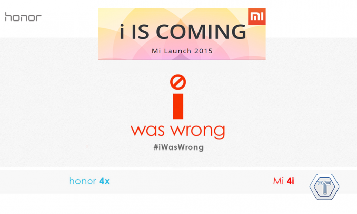 Honor-Direct-attack-on-Xiaomi - techniblogic