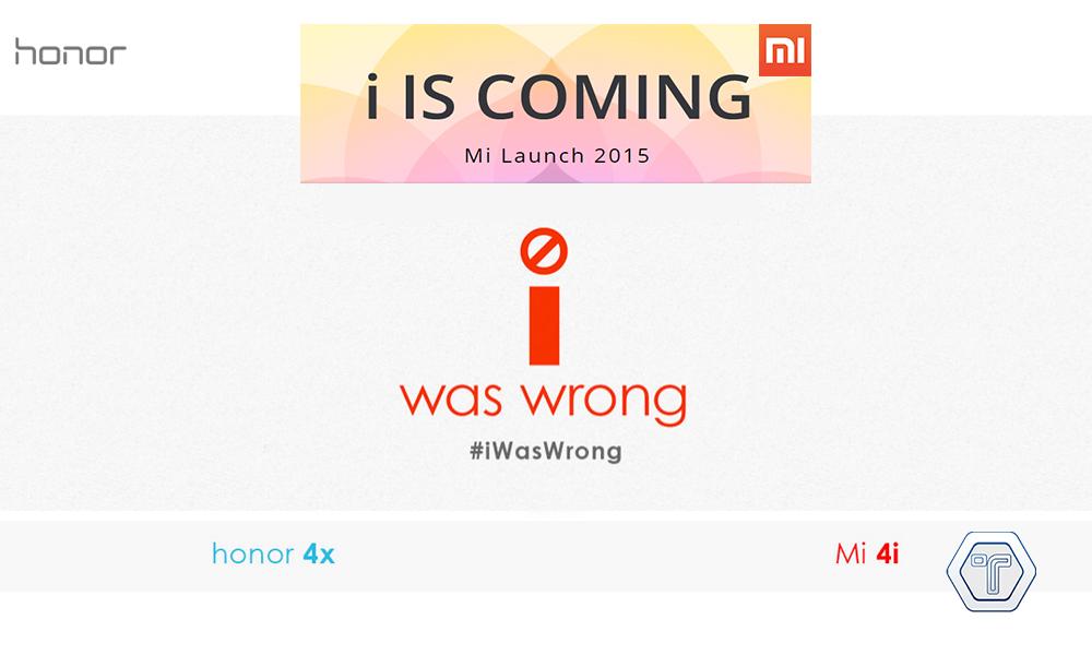Honor-Direct-attack-on-Xiaomi - techniblogic