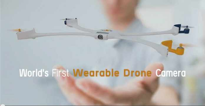 Wearable-Drone