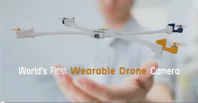 Wearable-Drone