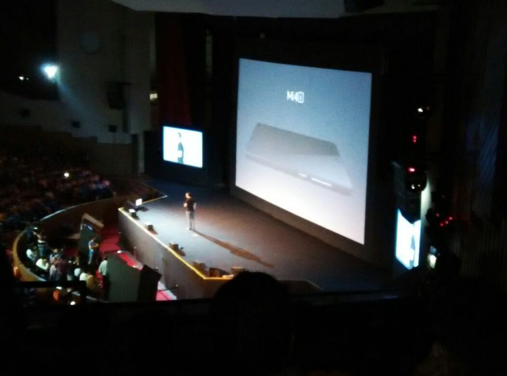 Xiaomi Global Launch with Xiaomi mi4i image - techniblogic