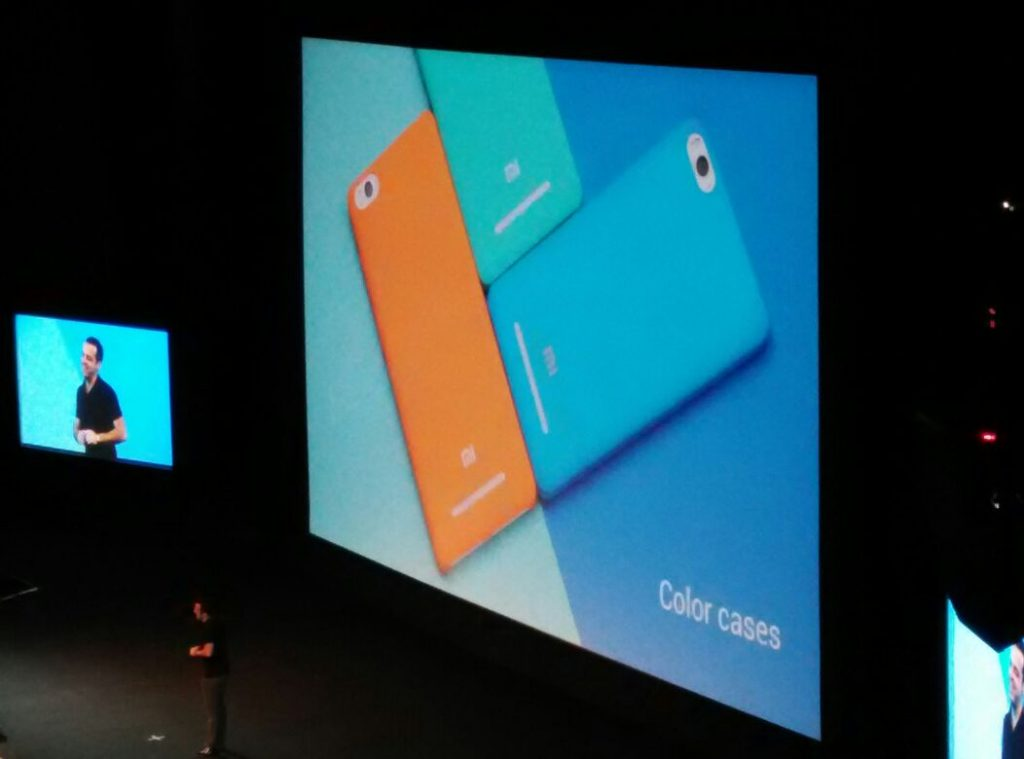 Xiaomi Global Launch with Xiaomi mi4i lighter than Mi4 - techniblogic