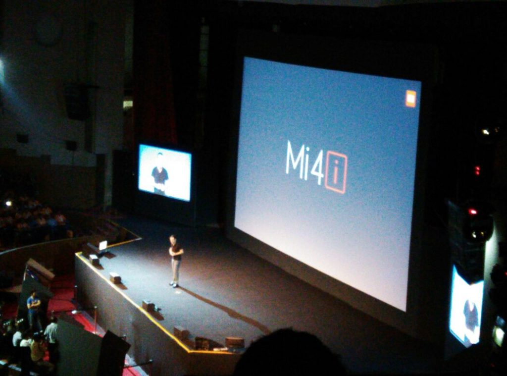Xiaomi Global Launch with Xiaomi mi4i - techniblogic