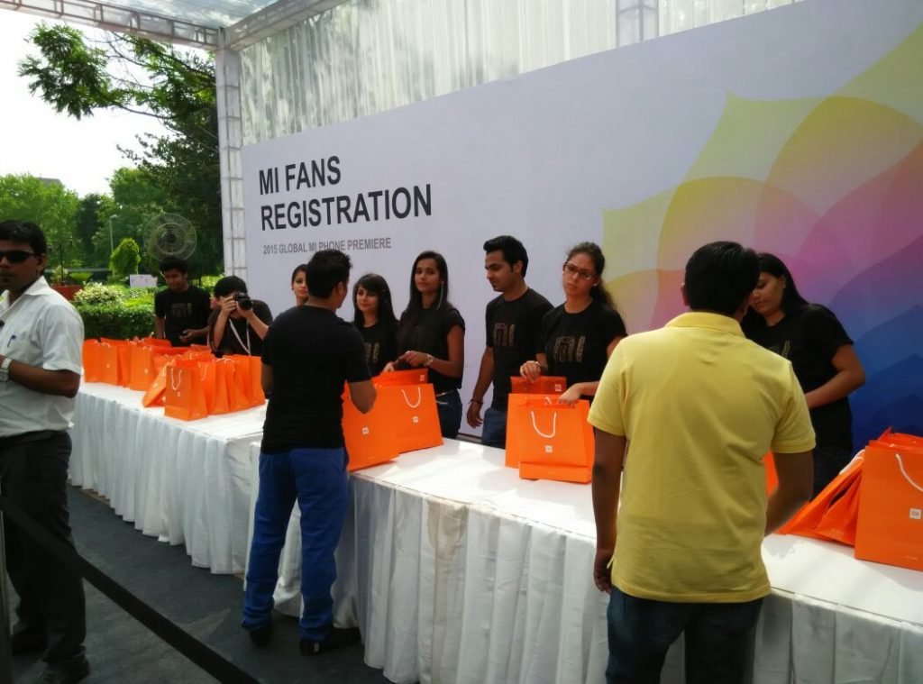 Xiaomi India launch Registration Desk1-Techniblogic