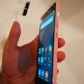 Xiaomi mi4i volume rocker and power button Pink - techniblogic