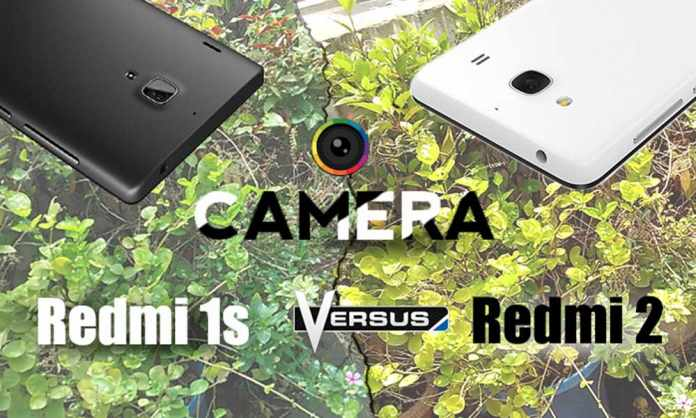 Xiaomi Redmi 2 vs Xiaomi redmi 1S camera Test