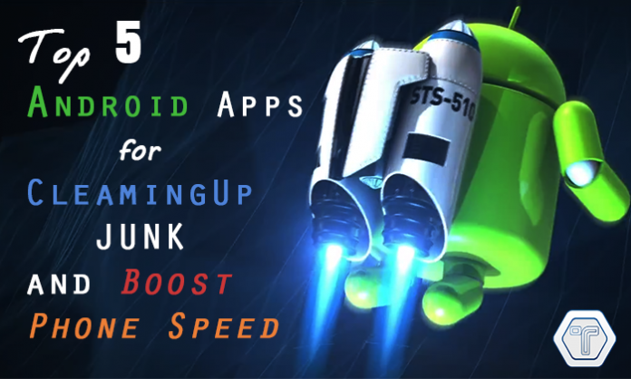 top-5-android-Junk-cleaner-apps