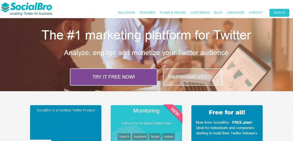 SocialBro – The 1 marketing platform for Twitter -techniblogic