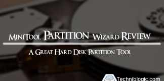 MiniTool Partition Wizard Review - techniblogic