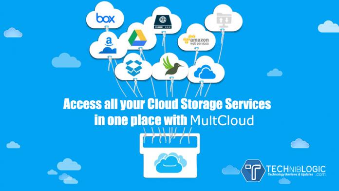 MultCloud - Put multiple cloud drives