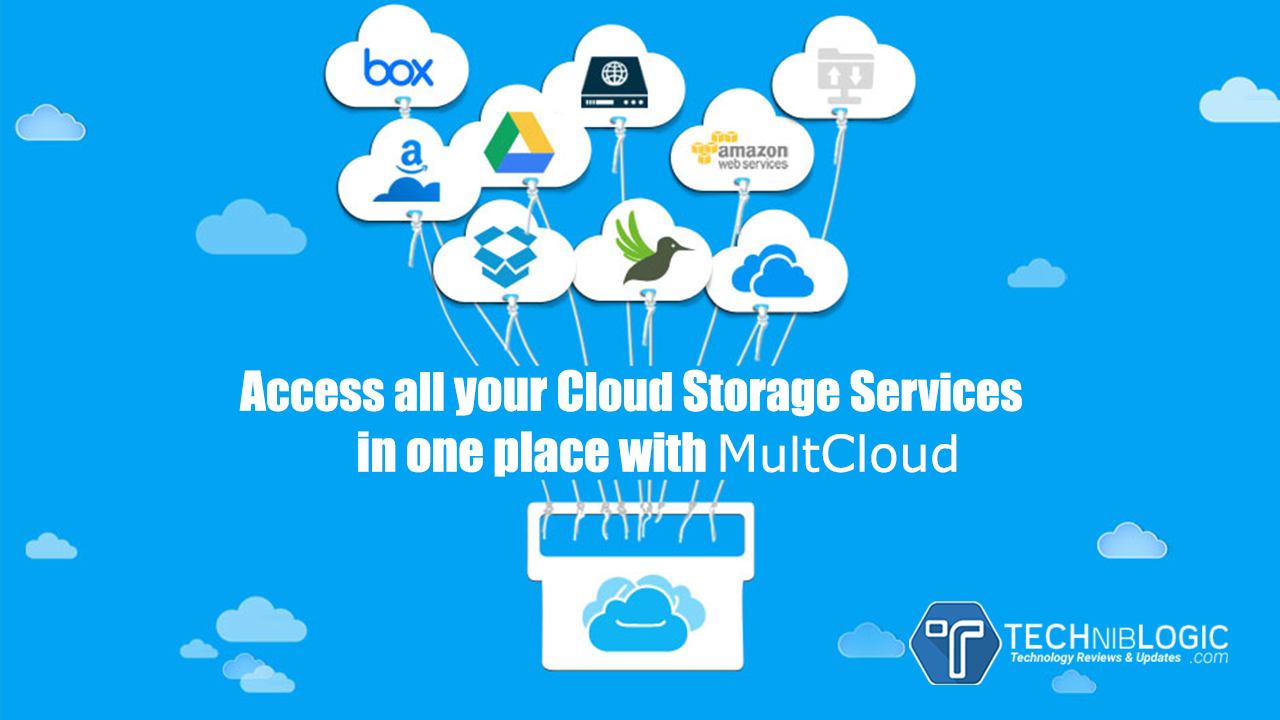 MultCloud - Put multiple cloud drives