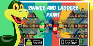 Snakes and Ladders Free Game for Android and IOS - techniblogic
