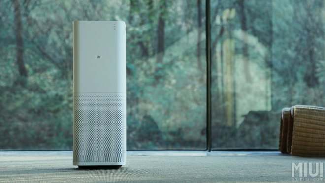 Xiaomi Air Purifier - techniblogic