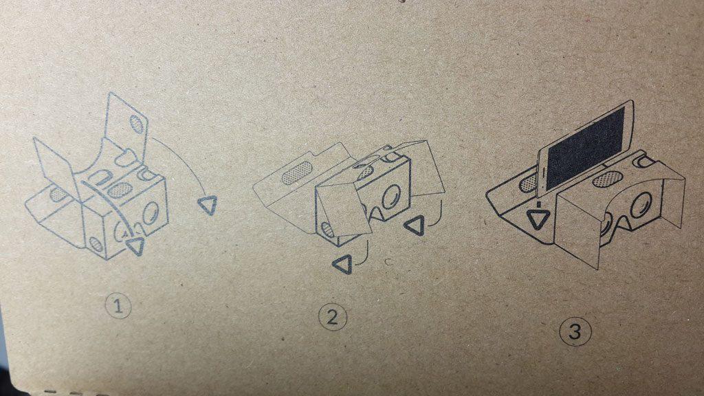 oneplus-cardboard-setup-instruction-techniblogic
