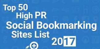 Top-50-High-PR-Social-Bookmarking-Sites-List