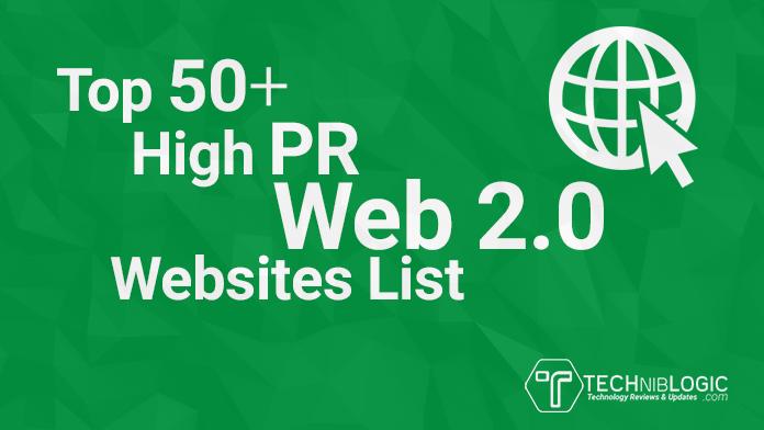 Top-50-High-PR-Web-2.0-websites-list