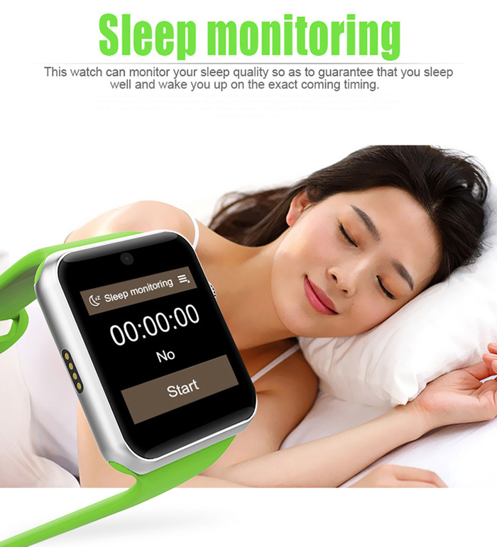 Sleep Monitoring in smartwatch - techniblogic