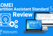 AOMEI Partition Assistant Standard 5.8 Review