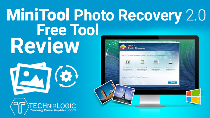 MiniTool Photo Recovery 2.0 Free Tool for Windows/Mac Review