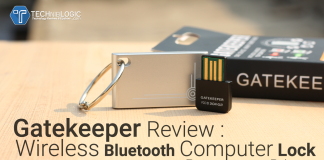Gatekeeper Review : Wireless Bluetooth Computer Lock