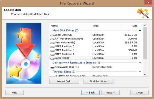 Hetman Partition Recovery Review 1- Techniblogic
