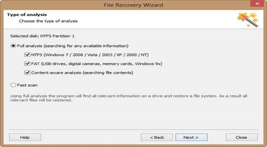 Hetman Partition Recovery Review 2- Techniblogic
