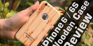 Iphone 6/6s Wooden Case Video Review
