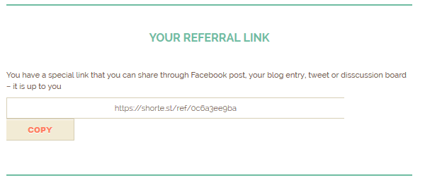Referrals / Affiliation