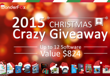 12+ Paid Software worth $824 for FREE Christmas Giveaway