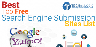 Best Top Free Search Engine Submission Sites List 2016