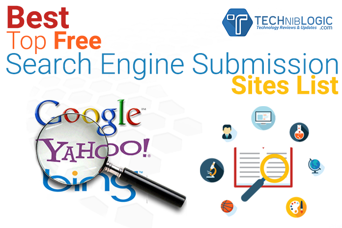 Best Top Free Search Engine Submission Sites List 2017