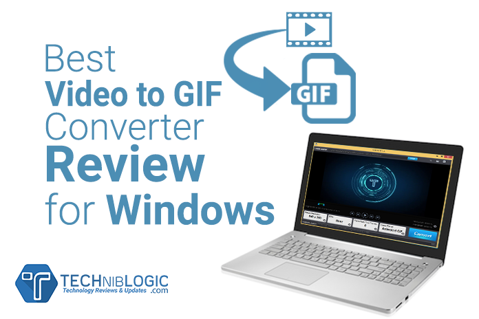 Best Video to GIF Converter Review for Windows