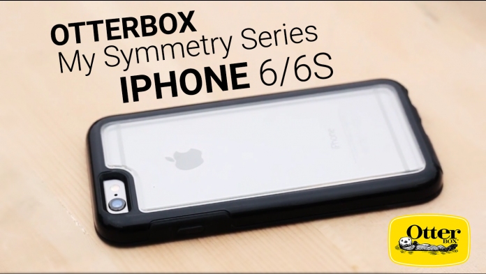 OtterBox My Symmetry Series iPhone 6/6s Clear Case