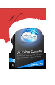 DVD Converter WonderFox DVD Video Converter