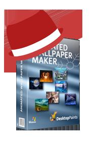 DesktopPaints Animated Wallpaper Maker