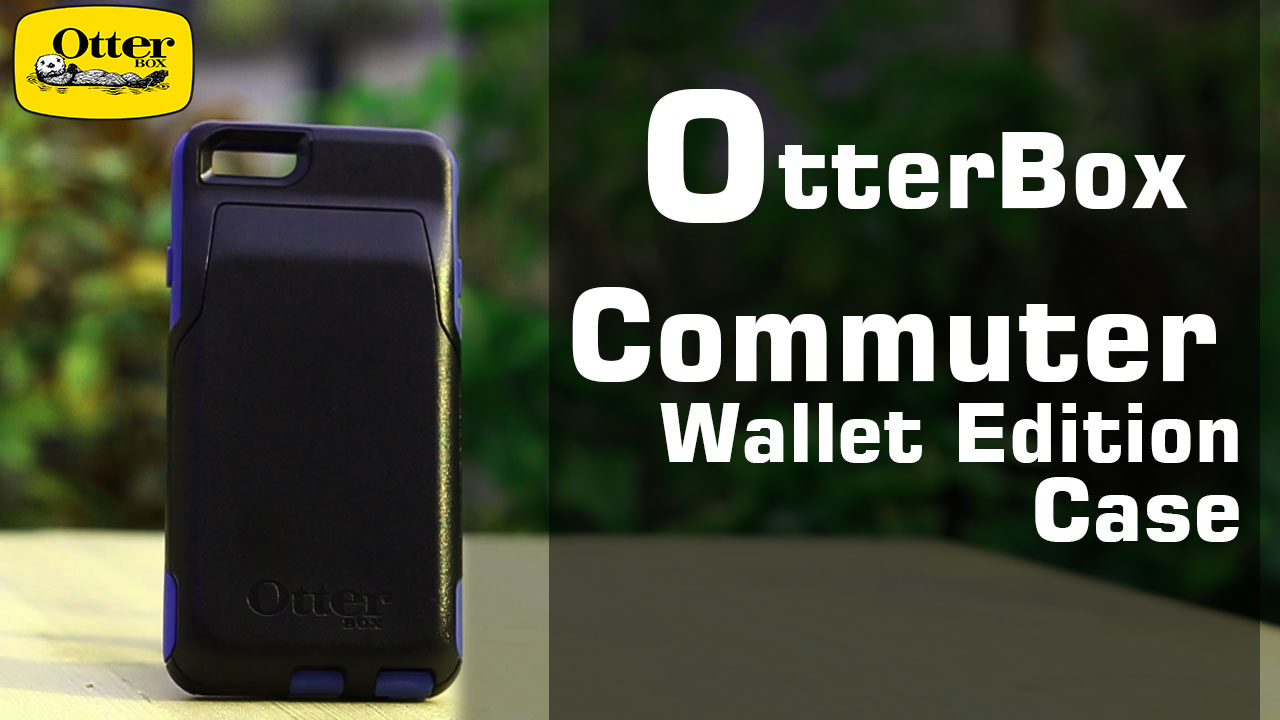 otterbox commuter wallet edition case