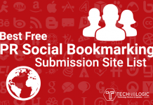 Best Free PR Social Bookmarking Submission Site List 2016