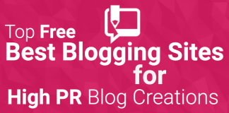 Top-Free-Best-Blogging-Sites-for-High-PR-Blog-Creations