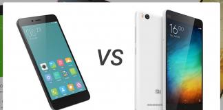 Xiaomi Redmi Note 2 Prime Vs Xiaomi Mi4i