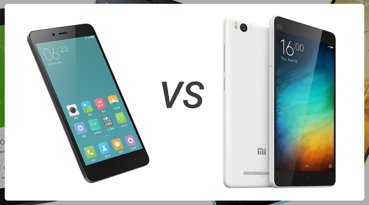 Xiaomi Redmi Note 2 Prime Vs Xiaomi Mi4i | Techniblogic