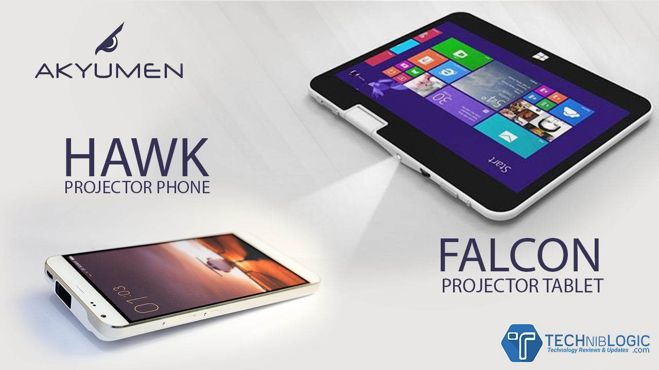 Akyumen Is Launching Smart Projector Phone Amp Tablet At Mwc